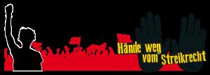 Hände weg vom Streikrecht